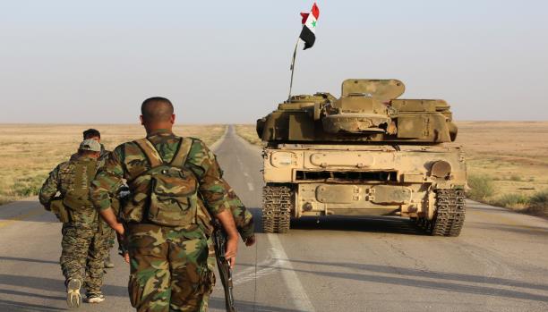 """صورة نظام الأسد يسيطر على """"عقيربات"""" بحماة"""