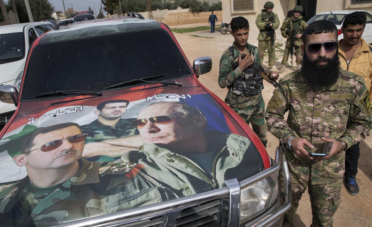 صورة واشنطن: لا استقرار في سوريا بوجود الأسد