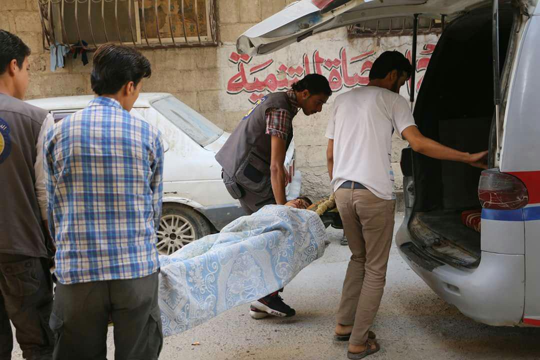 صورة 243 مجزرة ارتكبت بحق السوريين منذ 2017