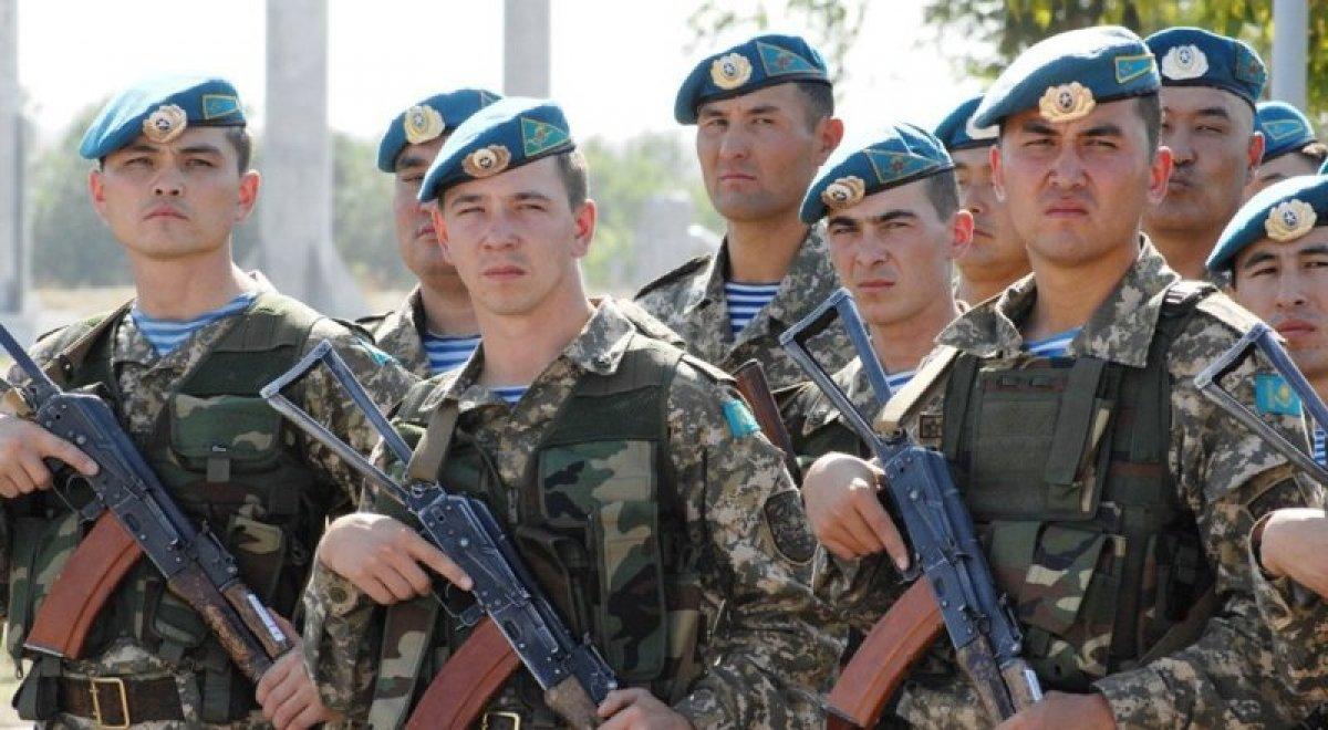 صورة رئيس كازاخستان: بإمكاننا إرسال قوات إلى سوريا