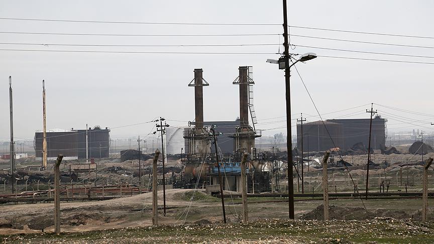 """صورة """"قسد"""" تسيطر على أكبر منشأة غاز شرقي سوريا"""