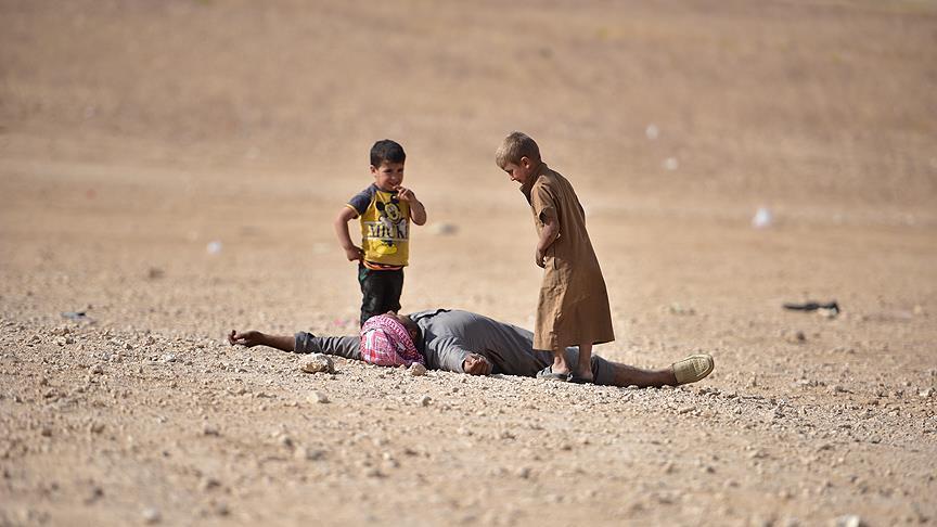 صورة قلق أممي بشأن سلامة 15 ألف مدني بالرقة