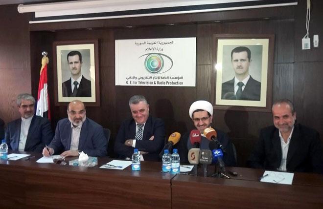 صورة إيران تشرف على إنتاج عملين دراميين بسوريا