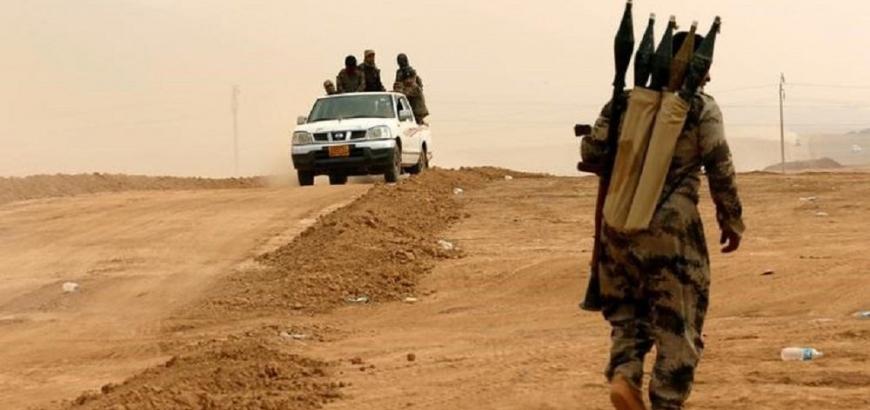 صورة الغارديان: مصير مجهول ينتظر عائلات وأطفال مقاتلي تنظيم الدولة