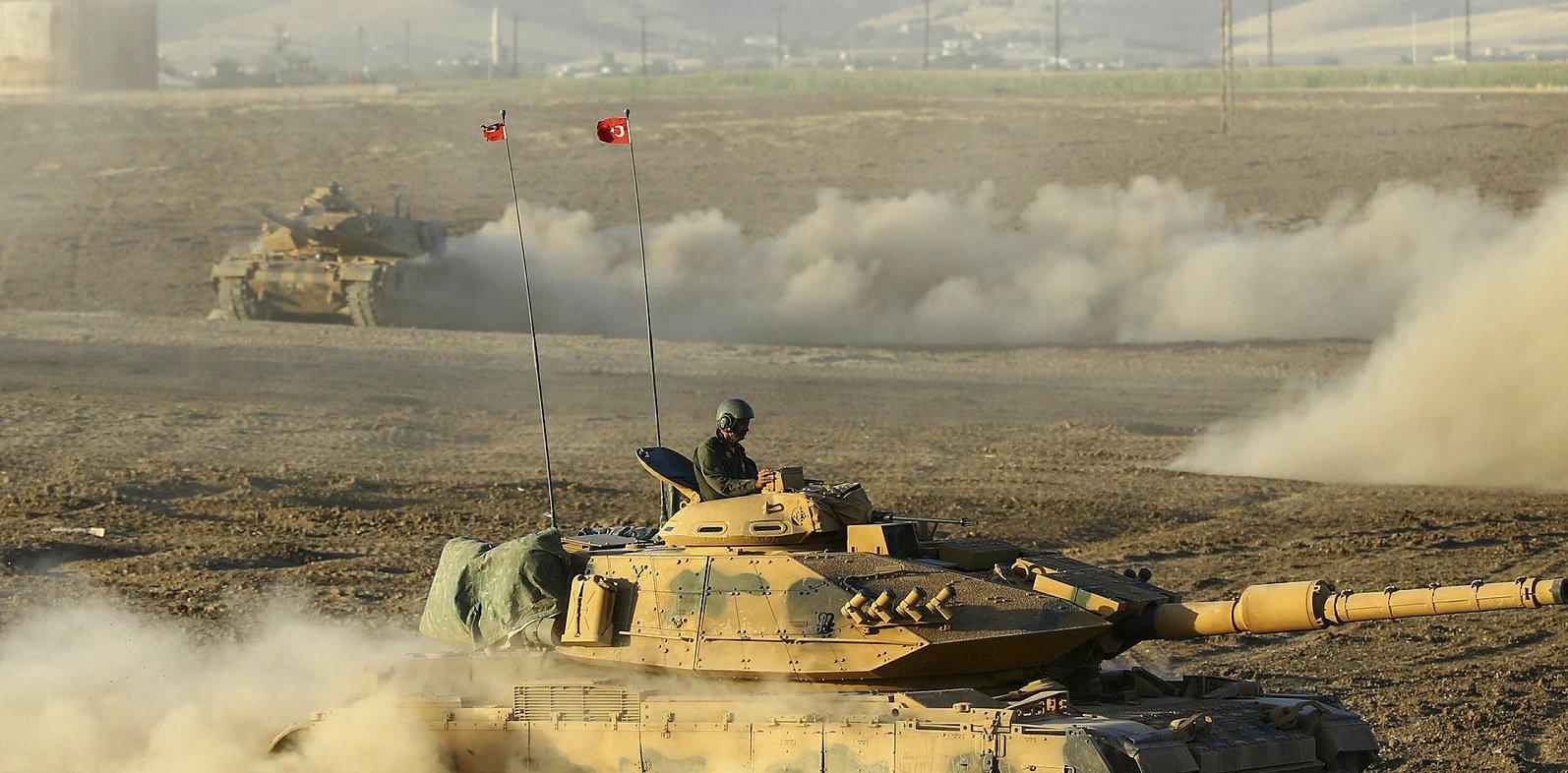 صورة هل ستقف تركيا عند حدود إدلب أم ستتمدد؟
