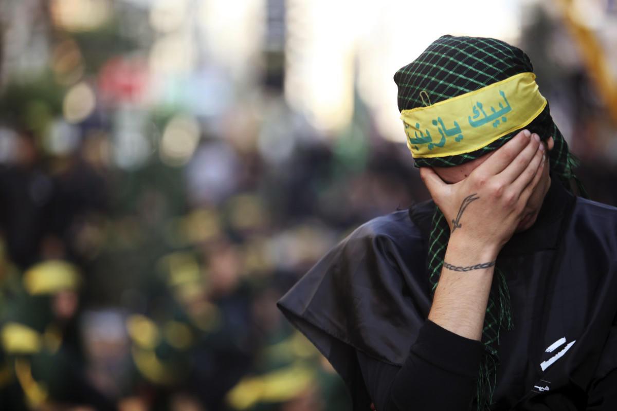 صورة غارة روسية تقتل 30 من حزب الله