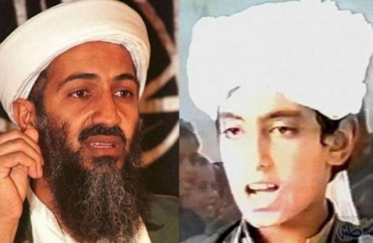 """صورة صحيفة: حمزة بن لادن في سوريا لإعادة بناء """"القاعدة"""""""