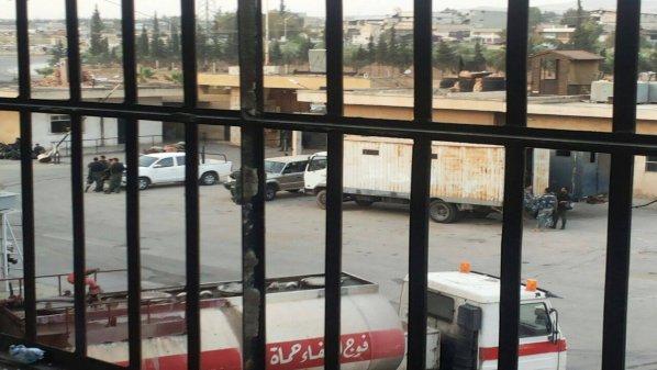صورة الائتلاف يطالب الصليب الأحمر بالتوجه لسجن حمص المركزي