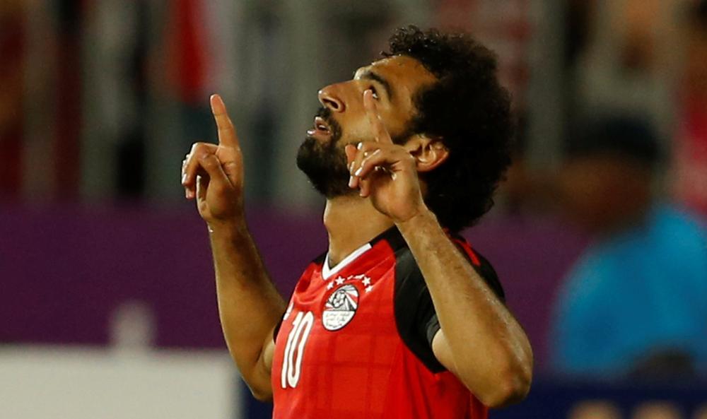 صورة المنتخب المصري يتأهل إلى كأس العالم 2018