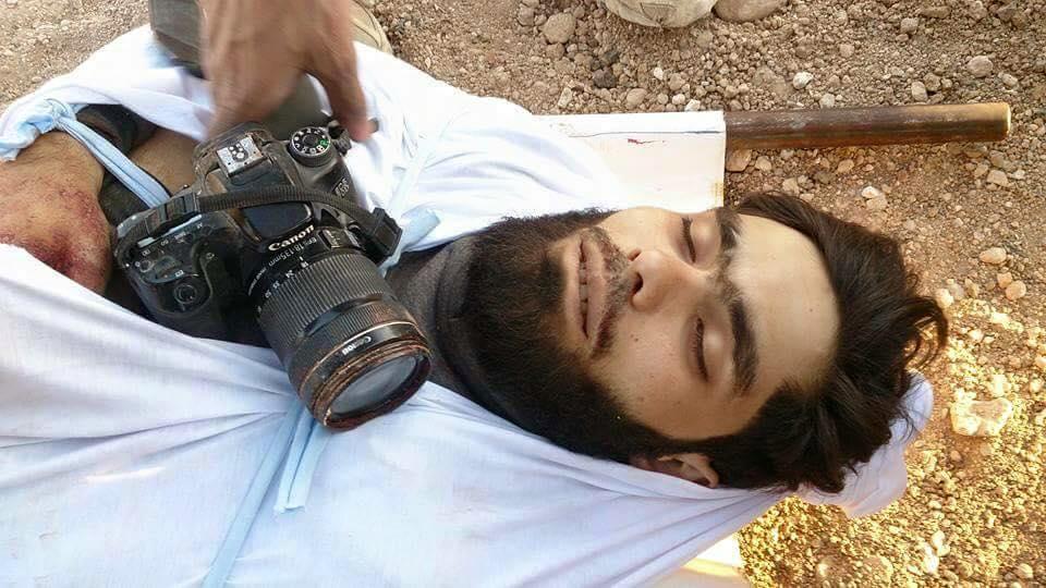 صورة مقتل 4 إعلاميين واختطاف واعتقال 9 خلال شهر