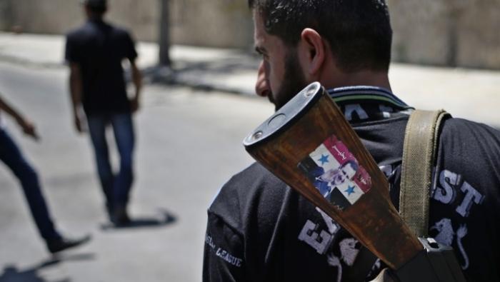 صورة مخابرات الأسد تداهم أحياء بدمشق القديمة