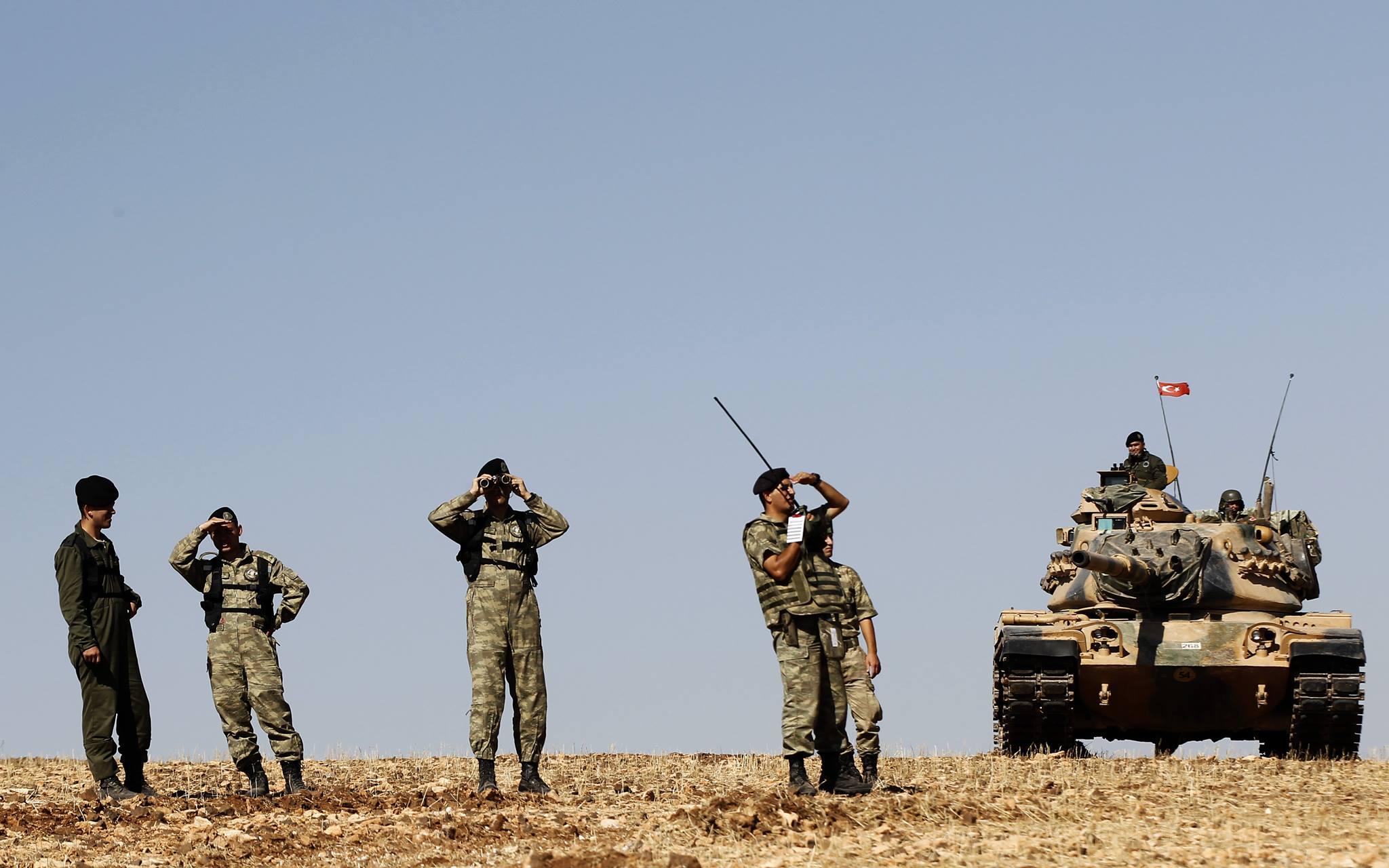 صورة هل ينجح الجيش التركي بدخول إدلب دون قتال؟