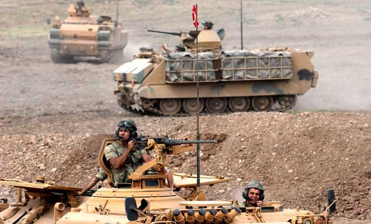 صورة مراقبون: أميركا منزعجة من دور تركيا في سوريا