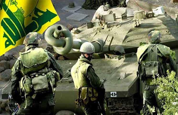 صورة إسرائيل: حزب الله يستجرنا لحرب مع سوريا