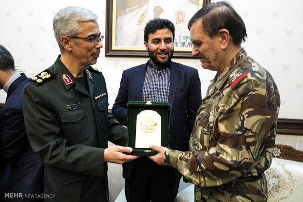 صورة تفاهم عسكري جديد بين نظام الأسد وطهران