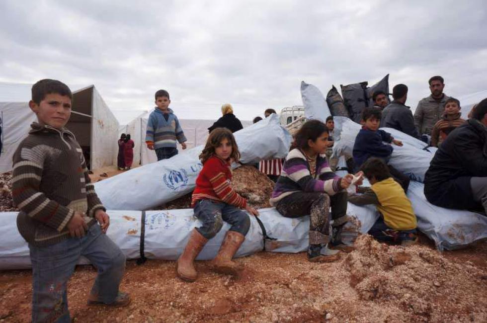 صورة الأمم المتحدة: 13 مليون سوري بحاجة ماسة للإغاثة