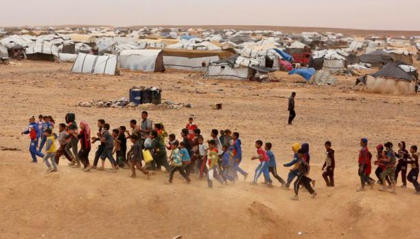 صورة الأردن: مخيم الركبان مسؤولية سورية