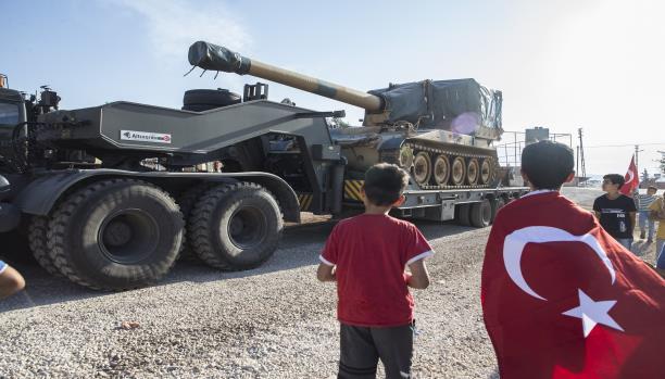 صورة أولى نقطة مراقبة تركية في إدلب