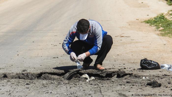 صورة تأكيد دولي..الأسد منفذ هجوم خان شيخون