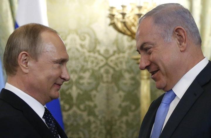 صورة موقع إسرائيلي: الروس يحتاجون للحضور الإسرائيلي بسوريا