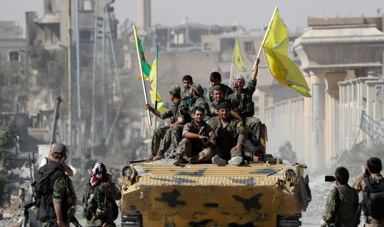 صورة تايمز: تنافس دولي لاقتسام سوريا