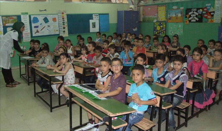صورة عوائق دراسة أطفال اللاجئين السوريين بلبنان