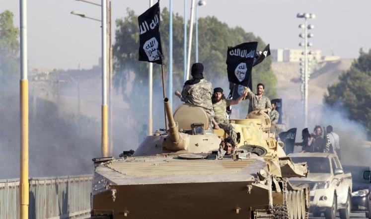 صورة هل غادر تنظيم الدولة مدينة الرقة؟