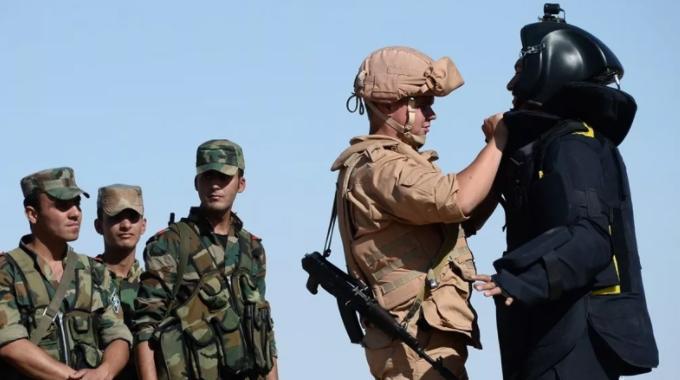 صورة أرملة ضابط روسي قُتل بسوريا تكشف عن معاناتها مع وزارة الدفاع للحصول على تعويض