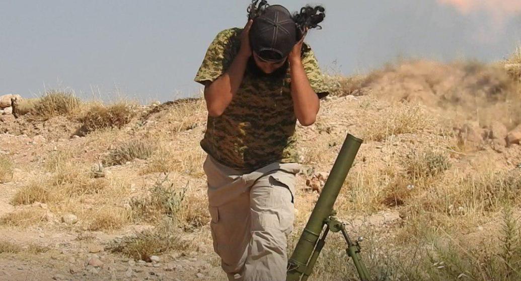 صورة تنظيم الدولة يباغت تحرير الشام بريف حماة
