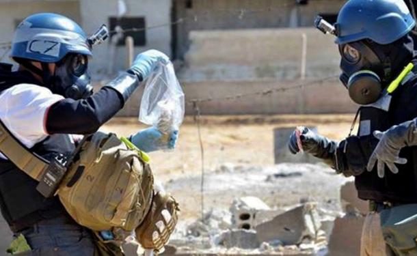 صورة باريس وواشنطن تدعوان لمواصلة تحقيقات الكيماوي بسوريا