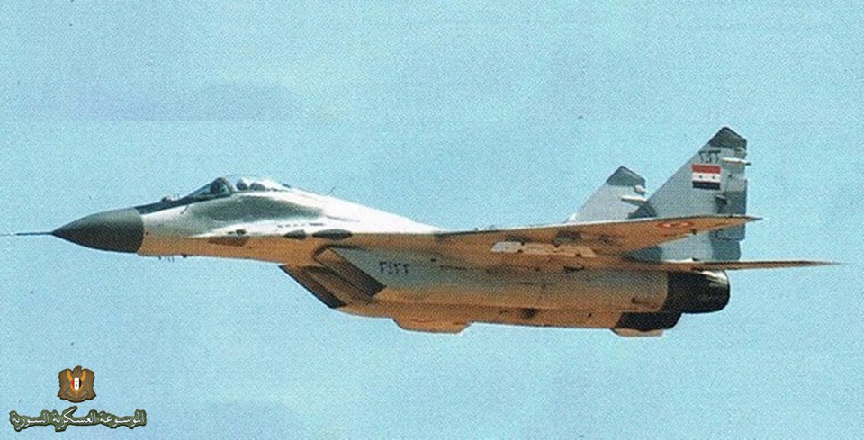 صورة روسيا تسلح الأسد بصواريخ جو – جو