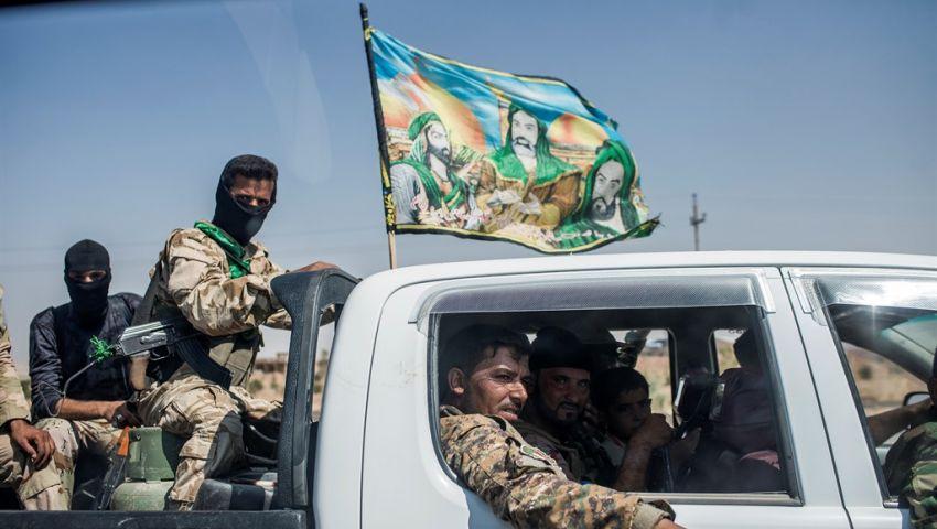 صورة كيف تجند إيران المرتزقة للقتال بسوريا؟
