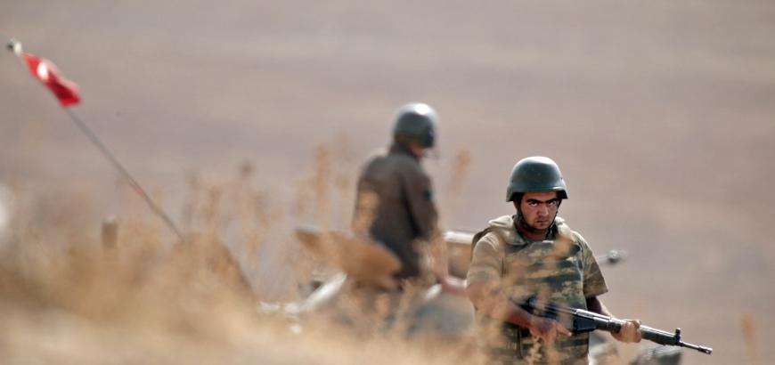 صورة قيادي بالحر: تركيا توفر الحماية دون دماء