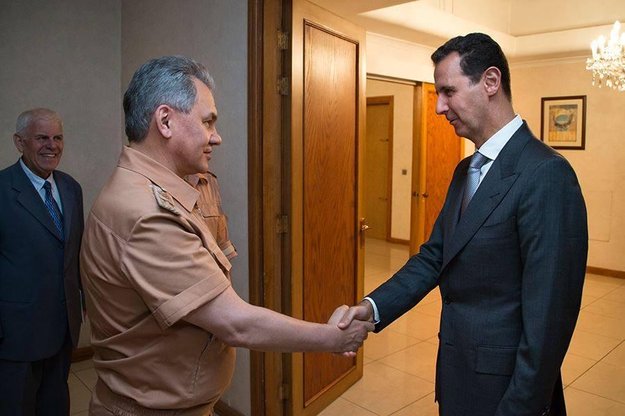 صورة سجال علني بين حميميم ونظام الأسد