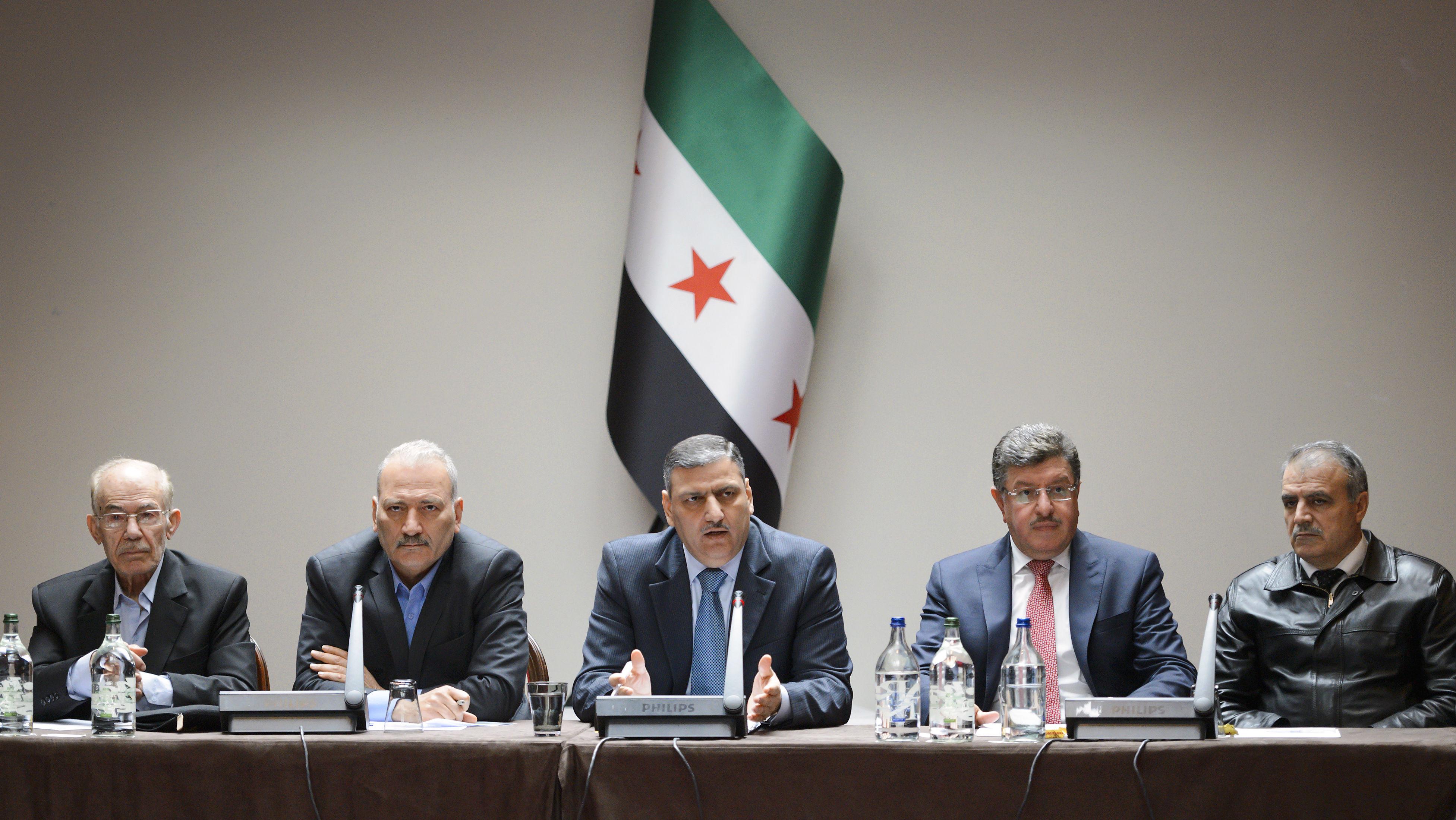 صورة سيجري: ضغوط دولية على العليا للمفاوضات
