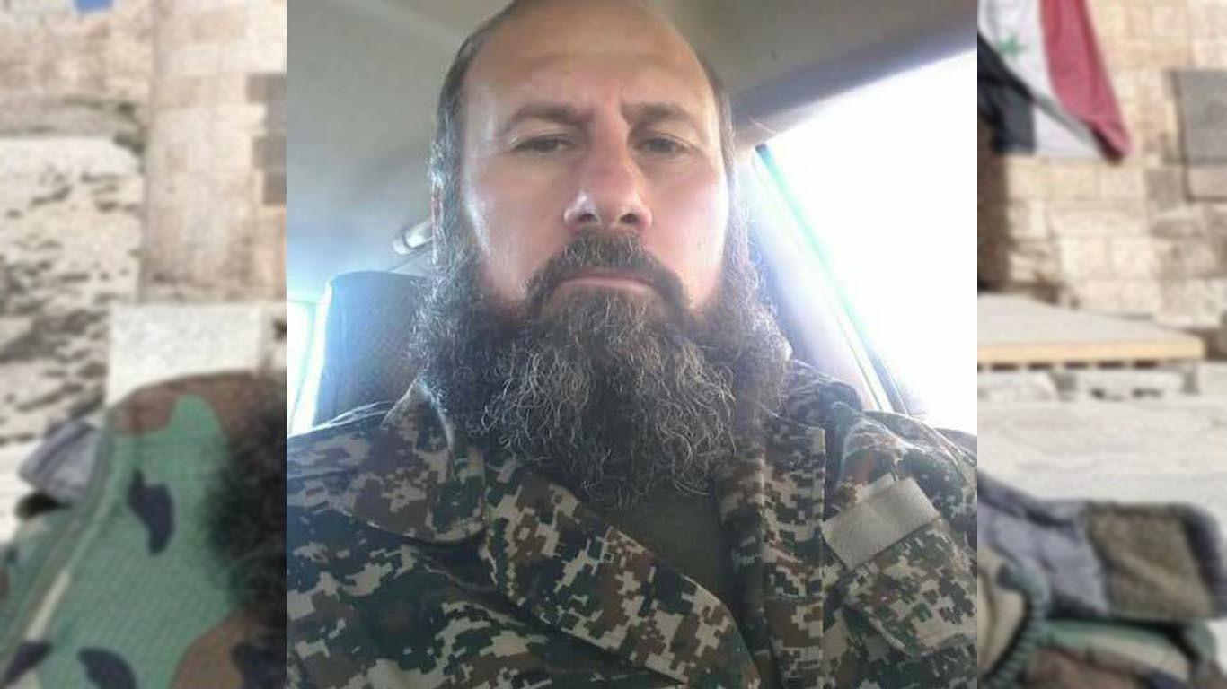 """صورة مقتل أحد أذرع العميد """"النمر"""" بدير الزور"""
