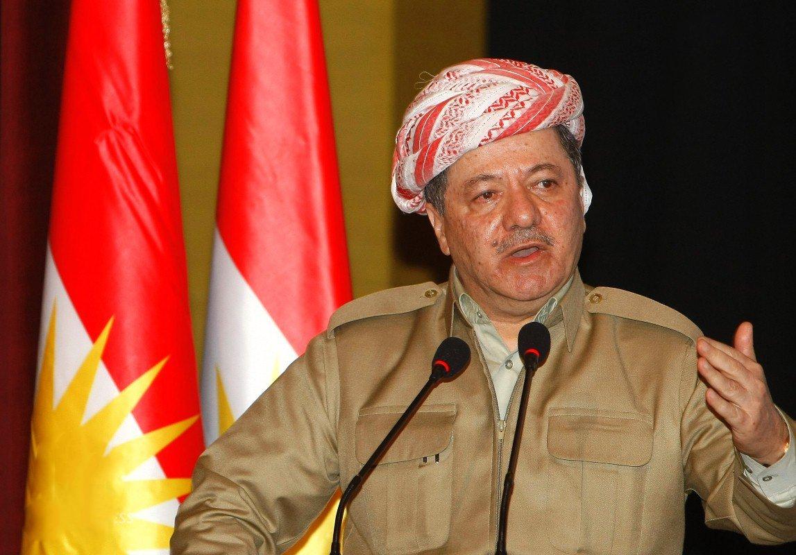 صورة هل يصبح البرزاني عبد الناصر الكرد؟