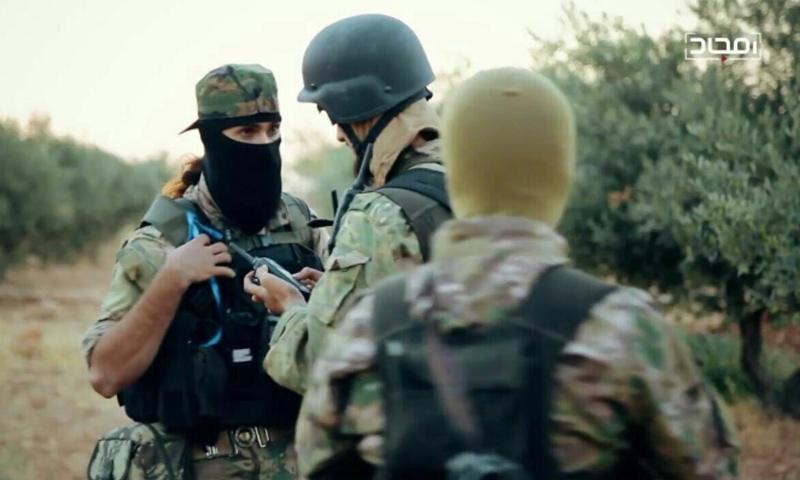"""صورة مبادرة صلح بين تحرير الشام ومنتسبي """"القاعدة"""""""