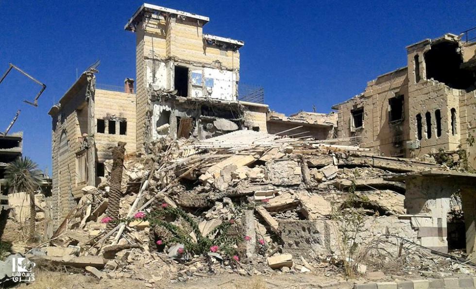 """صورة مدنيوا دير الزور ضحايا """"مكافحة الإرهاب"""""""