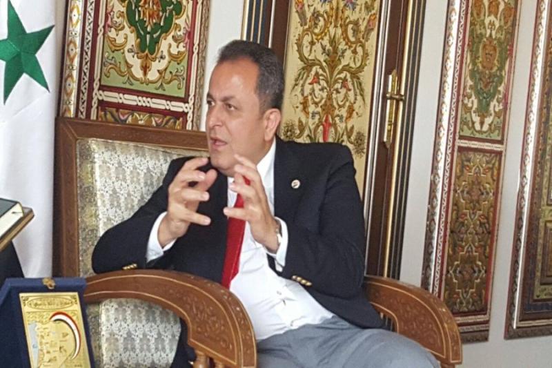 صورة الأردن يستدعي القائم بأعمال سفير الأسد في عمّان