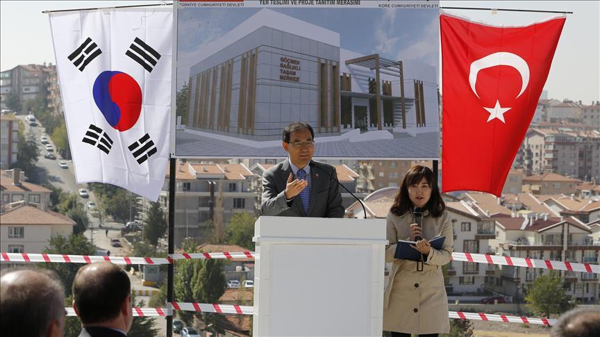 صورة كوريا الجنوبية تفتتح مراكز صحية للسوريين في تركيا