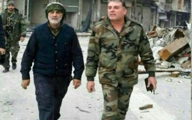 صورة واشنطن: نفوذ إيران بسوريا يثير مخاوفنا