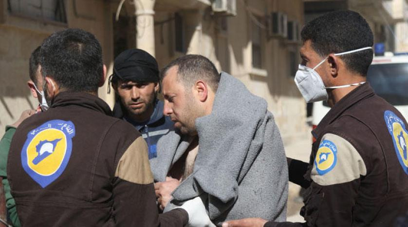 صورة مشاورات أمريكية بريطانية لمعاقبة الأسد