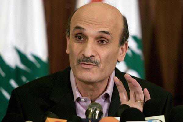 صورة جعجع: عودة نفوذ الأسد إلى لبنان خط أحمر