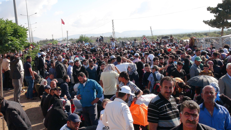 صورة %14 من السوريين الذين غادروا تركيا بعيد الأضحى لم يعودوا إليها