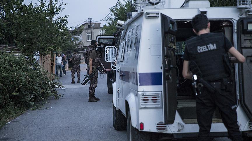 """صورة تركيا.. ضبط 50 أجنبيا يشتبه بانتماءهم لـ""""داعش"""""""