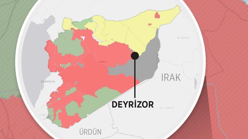 صورة قسد تسيطر على أكبر حقول النفط السورية