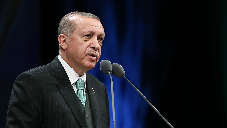 صورة أردوغان: الحر يتقدم في إدلب بدعم تركي