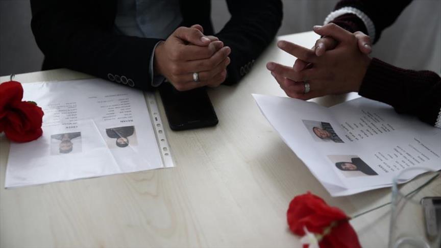 صورة سوريون في تركيا تمنعهم الحرب من إتمام زفافهم (تقرير)