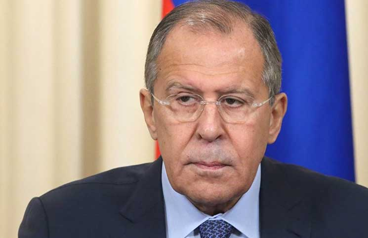 صورة لافروف: لا إلغاء لمؤتمر الشعوب السورية بسوتشي